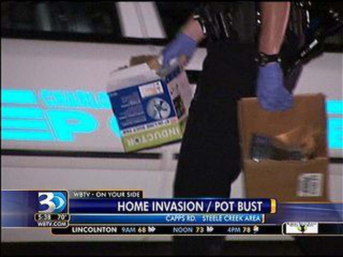 Victims in home invasion now facing drug charges