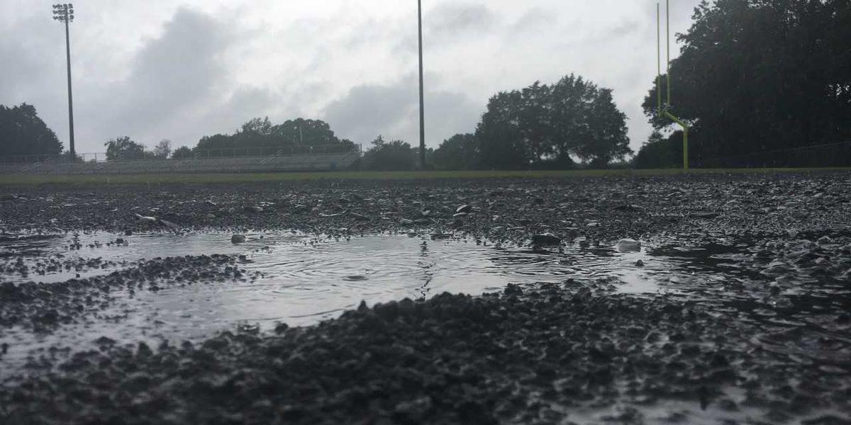 Rains pushes outdoor graduations indoors for Rowan-Salisbury Schools