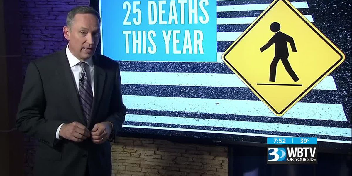 Crisis in our streets: Record number of pedestrian deaths