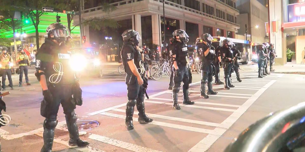 Temporary restraining order limiting CMPD's use of riot control agents extended, clarified by judge