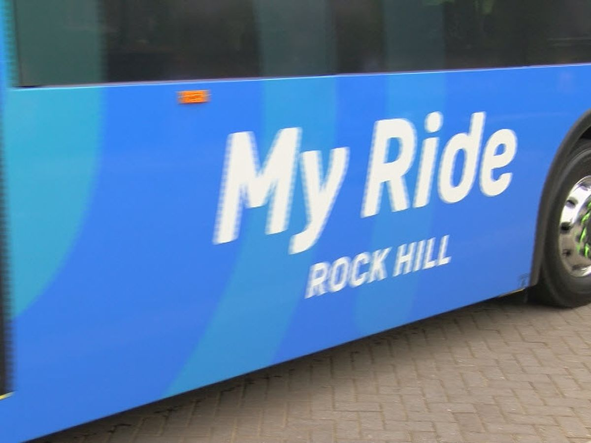 City of Rock Hill launches first, free transit system in York County