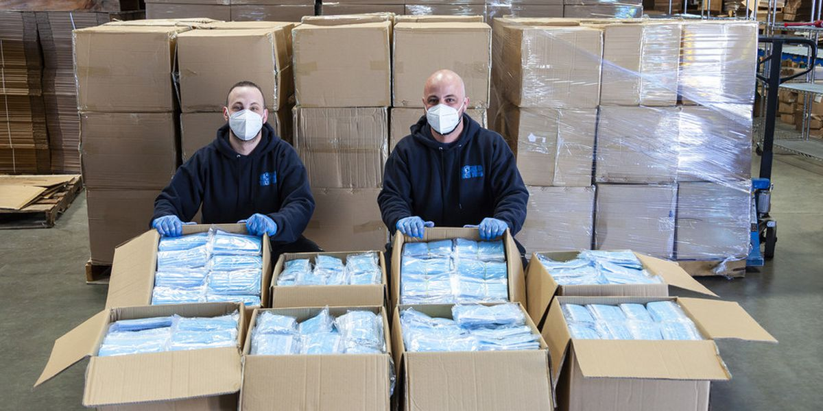 7-Eleven donates 1 million masks to FEMA to aid medical workers during coronavirus pandemic
