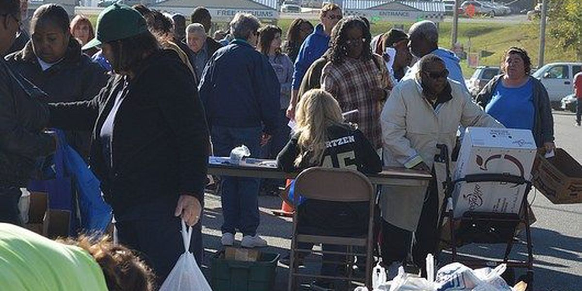 Mobile Food pantry set to roll in Cabarrus and southern Rowan