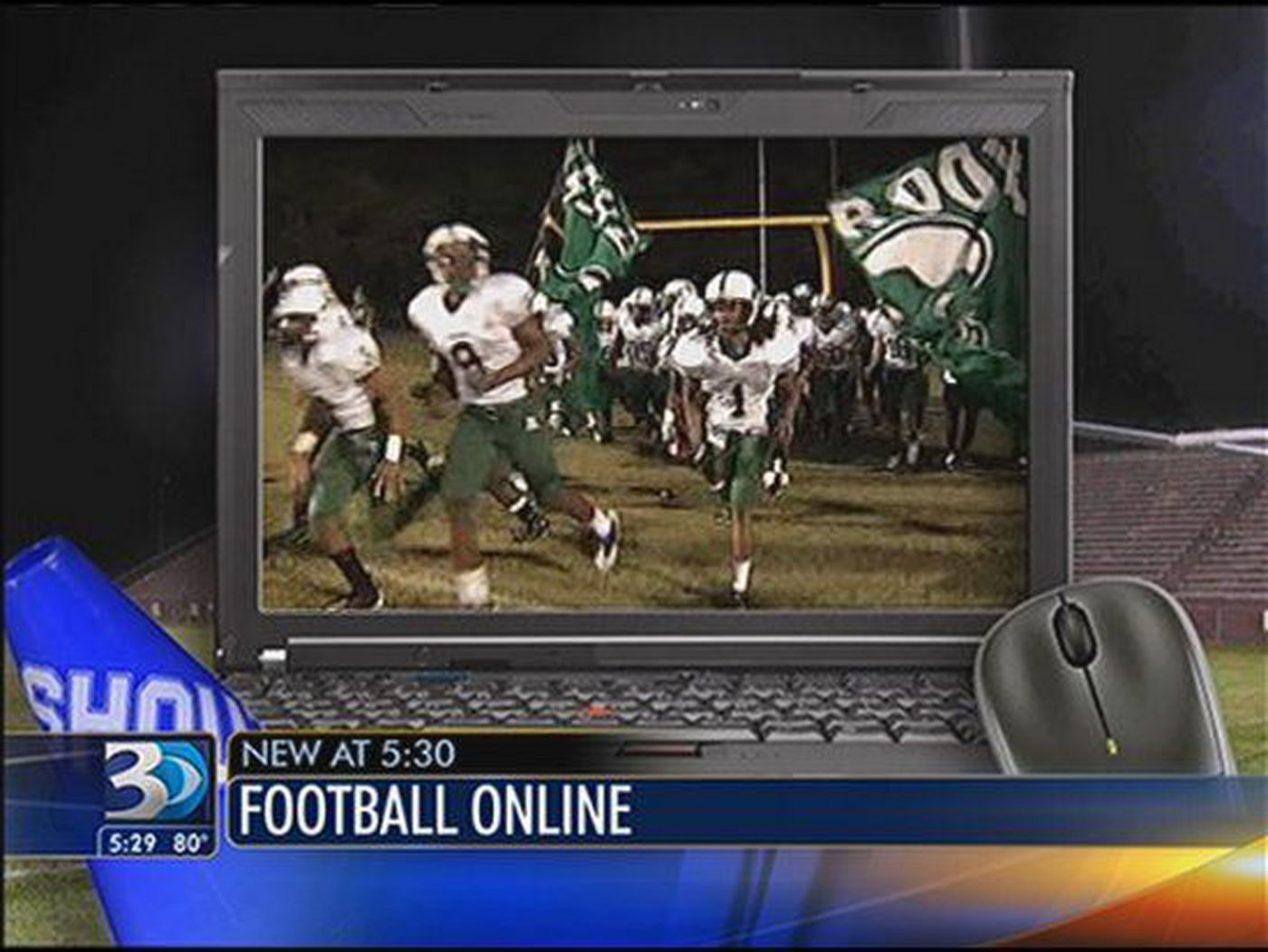Gaston Co Schools Allowing Live Streaming Of Footballis Tv Next