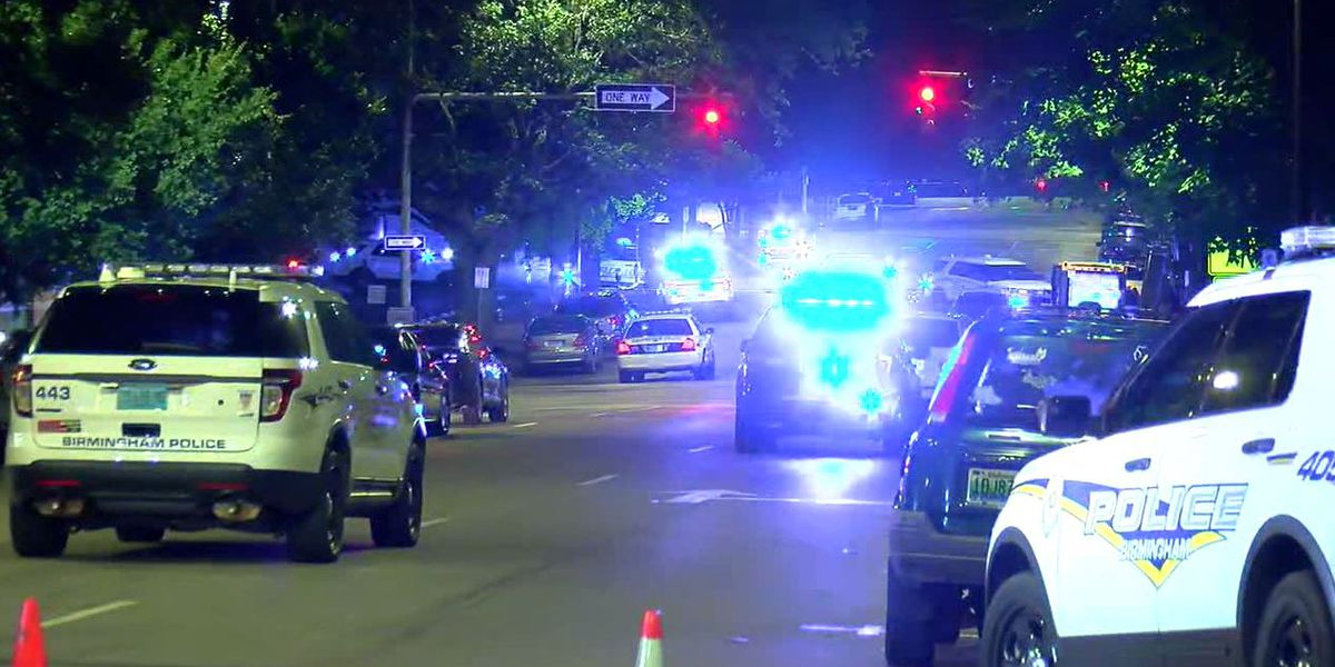 UPDATE: Deceased suspect who shot B'ham officer identified