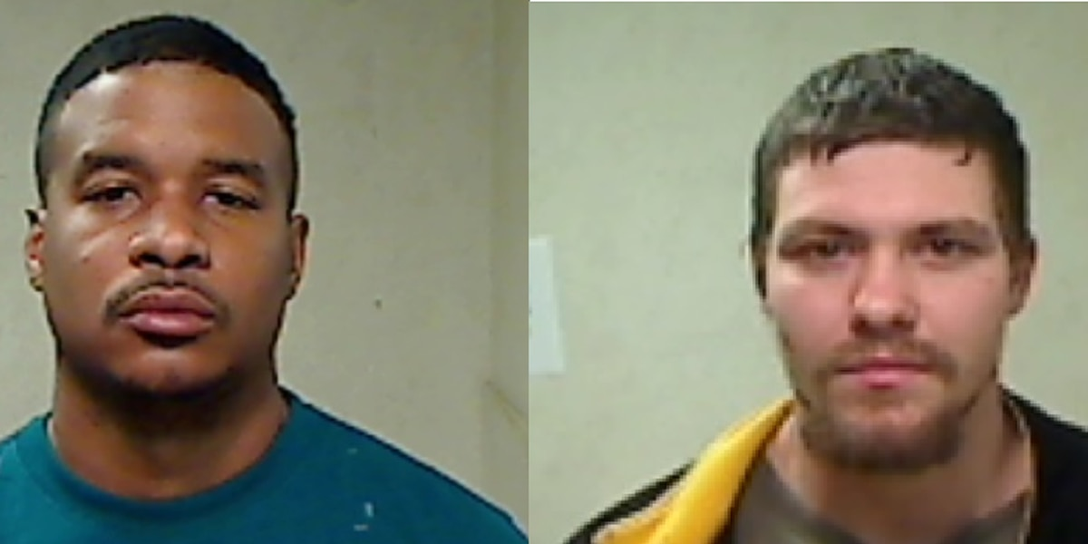 Two men arrested in Lincoln County on drug charges