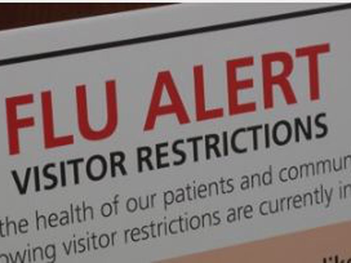 After the holidays, doctors expect flu cases to rise