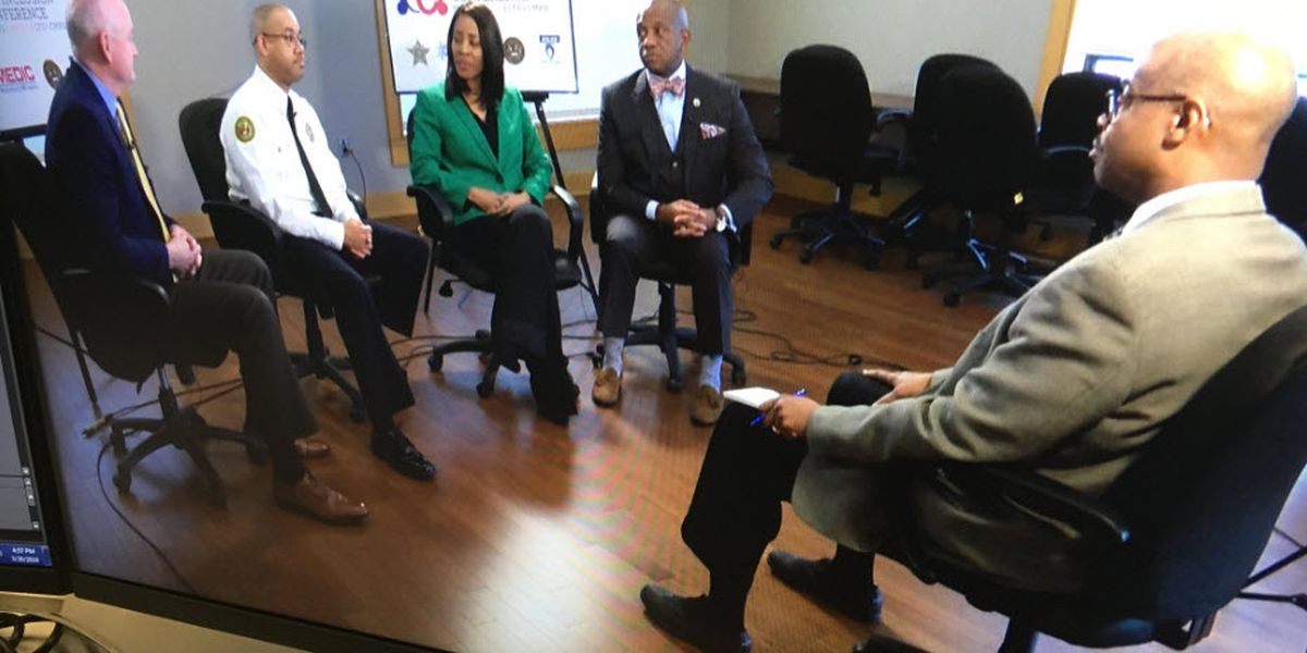 First responders open up about need for more diversity in the workplace