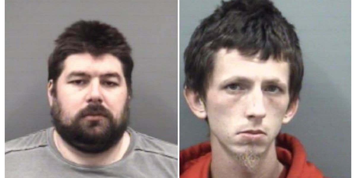 Two sex offenders from Rowan County jailed in separate cases