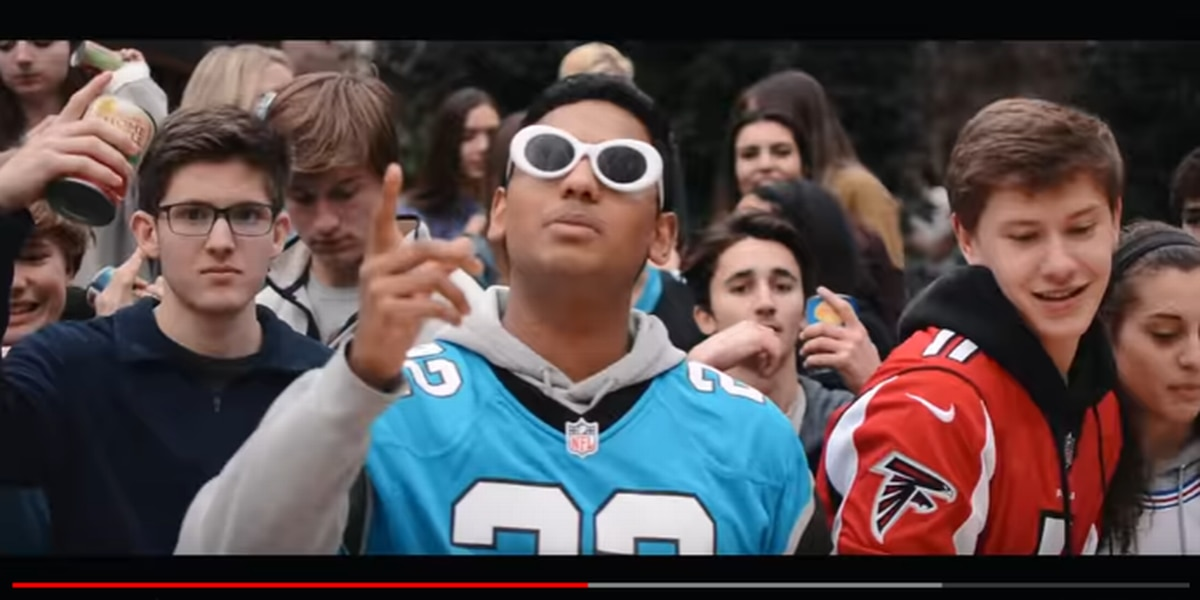 Charlotte's Providence High has a music video hit...and Russians love it!