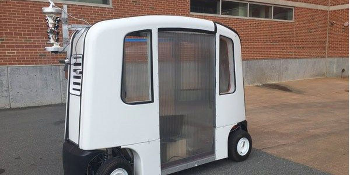 NC State's driverless car could help ease commuting traffic in Raleigh