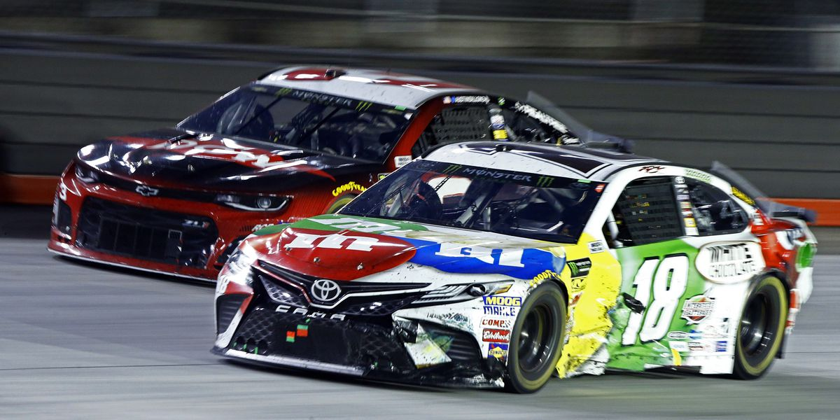 Two upcoming NASCAR races postponed as coronavirus precaution