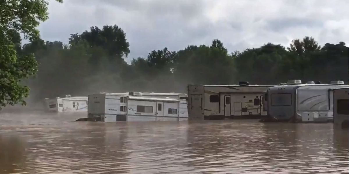 EVACUATION LIFTED: McDowell residents can return home after concerns over dam