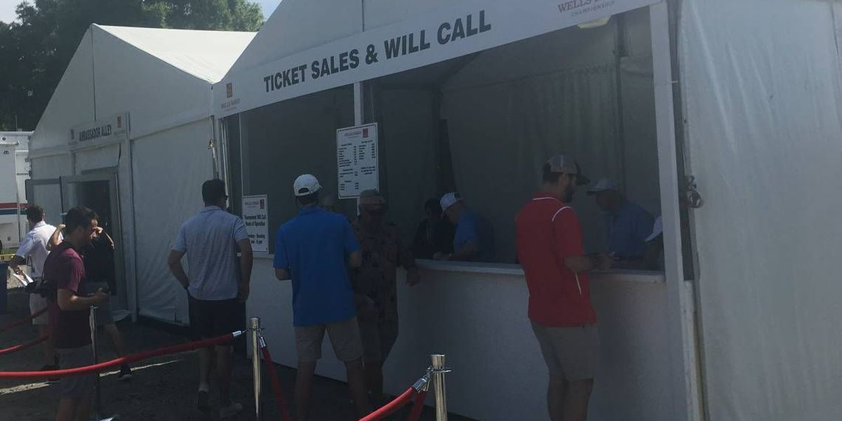 Don't want to miss Tiger? Here's how to get last-minute Wells Fargo golf tickets.