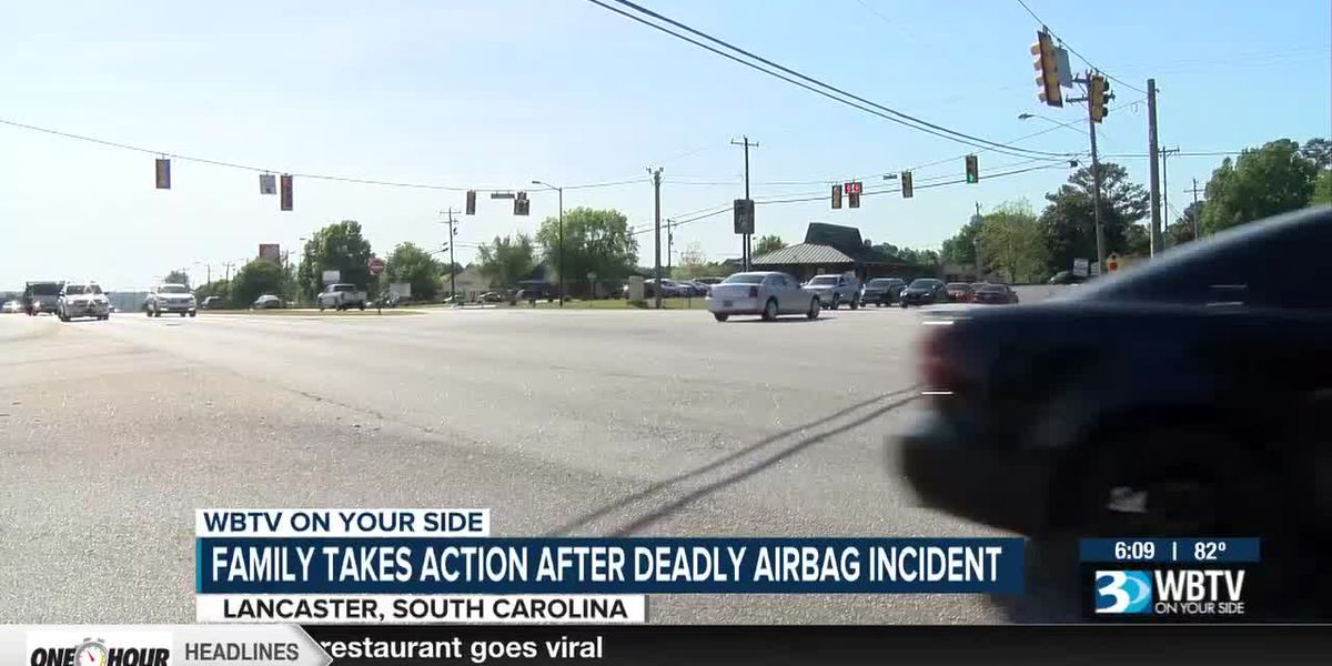 Family takes action after deadly airbag incident