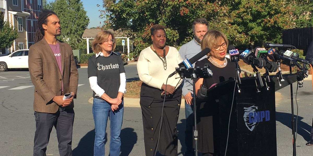 Charlotte leaders, CMPD discuss efforts to combat affordable housing crisis