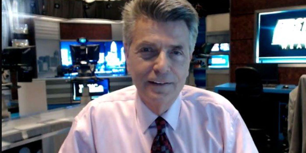 Charlotte weatherman Larry Sprinkle injured in crash, station says
