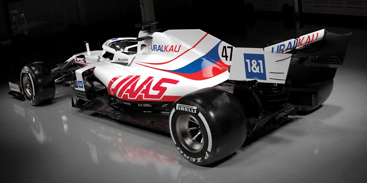 Kannapolis-based Haas F1 Team unveils 2021 livery and new sponsor
