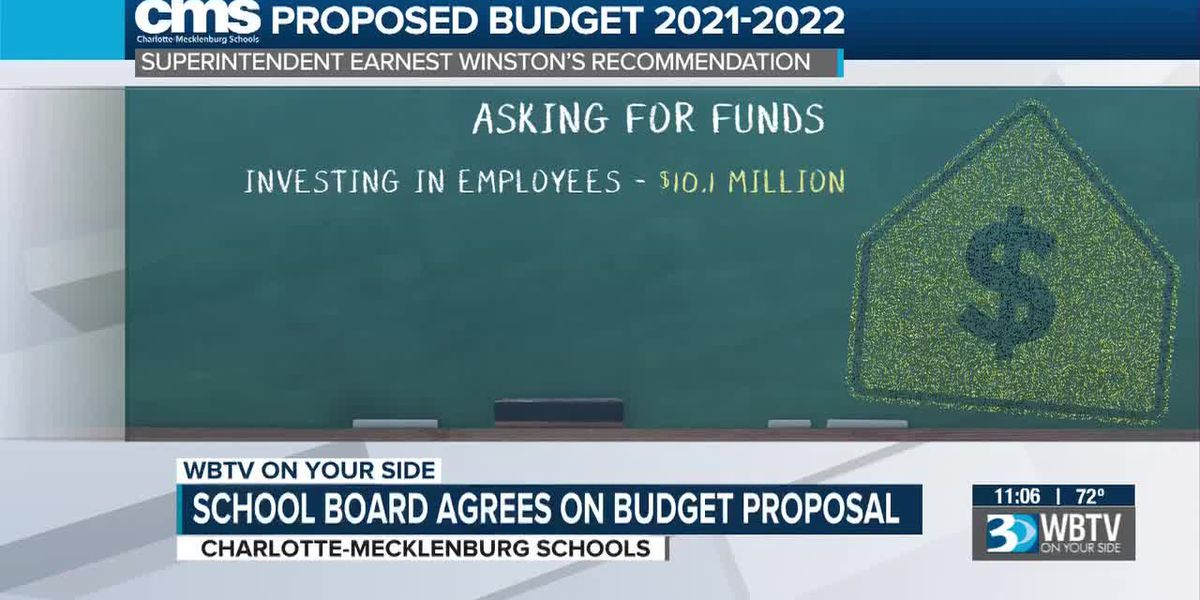 School board agrees on budget proposal