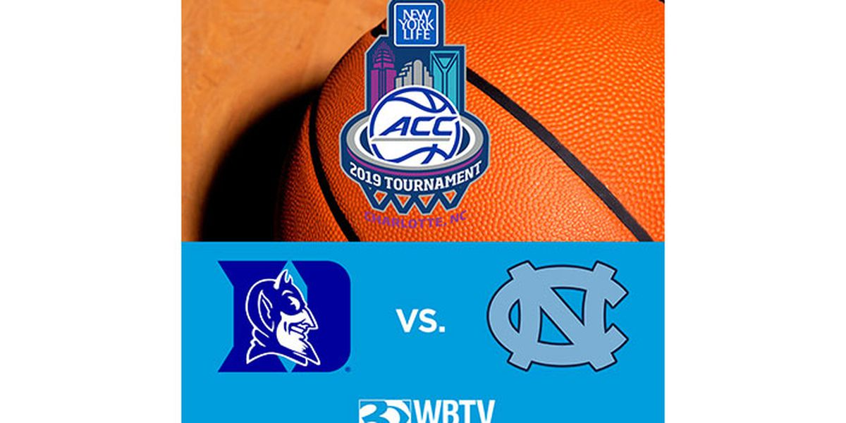 Duke defeats UNC 74-73 in thriller to advance to ACC Championship game