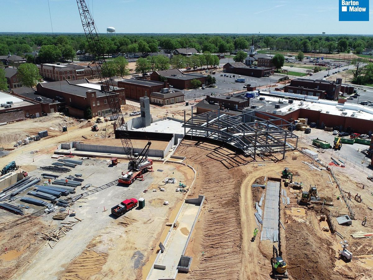 Construction on downtown Kannapolis ballpark moving forward