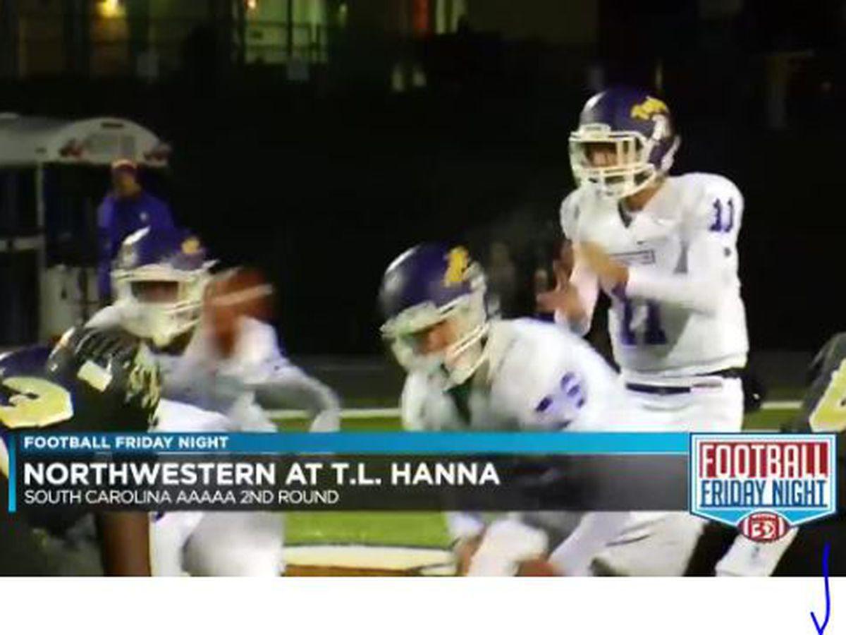 Northwestern at T.L. Hanna