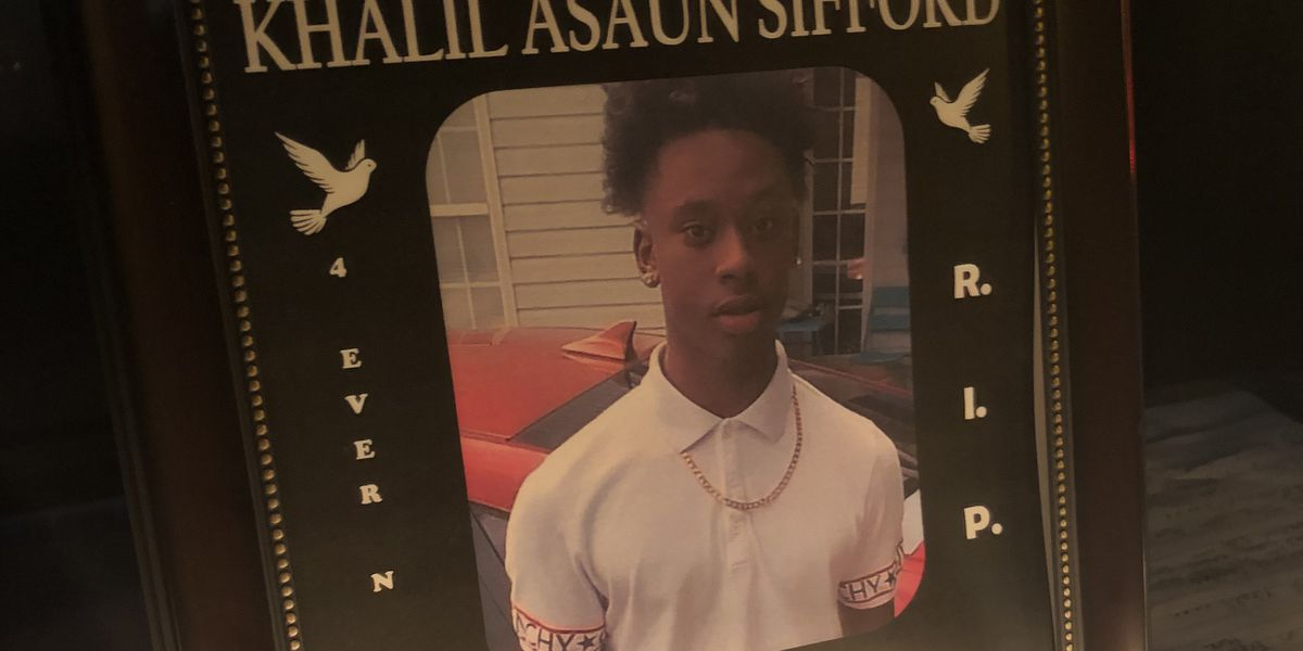 'Come and see me before you pull the trigger': Mecklenburg Co. sheriff addresses recent homicides; vigil held for murdered teen