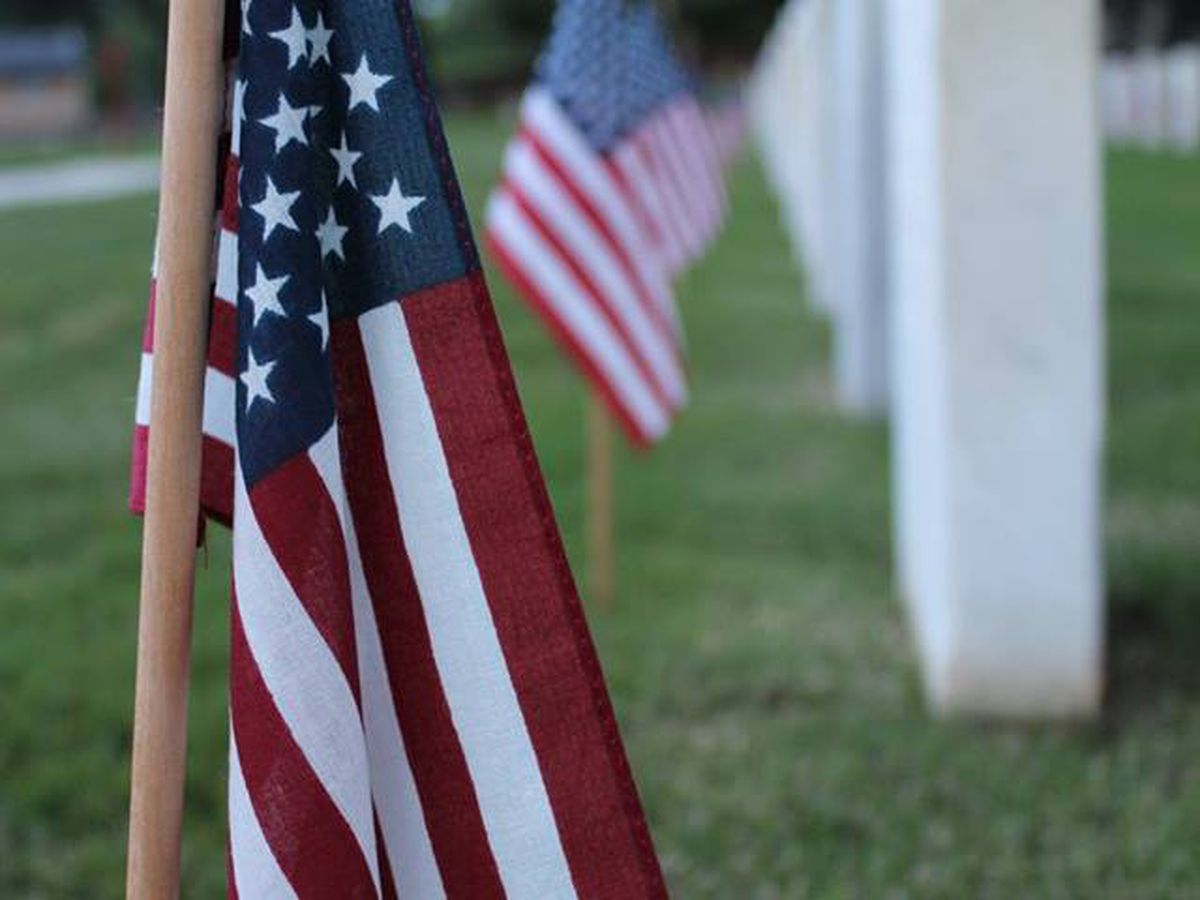 Memorial Day service to be held at Salisbury National Cemetery annex on Monday morning