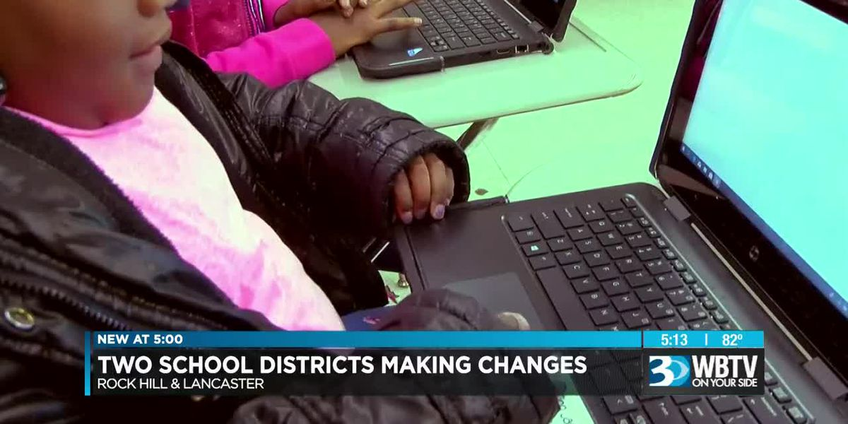 Two S.C. school districts make changes