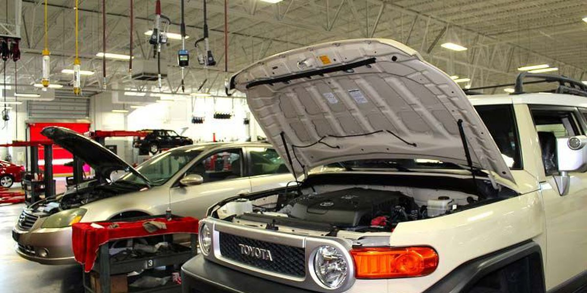 Spring into the new season with auto service!