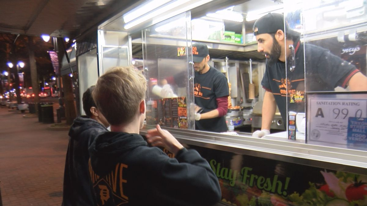 Local Food Truck Business Welcomes Added Crowds With Acc