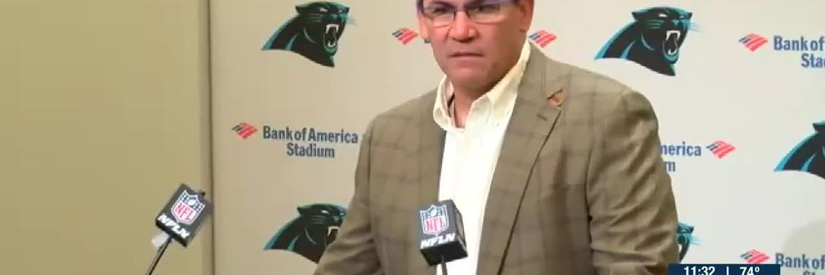 Report: Former Carolina Panthers head coach Ron Rivera diagnosed with cancer