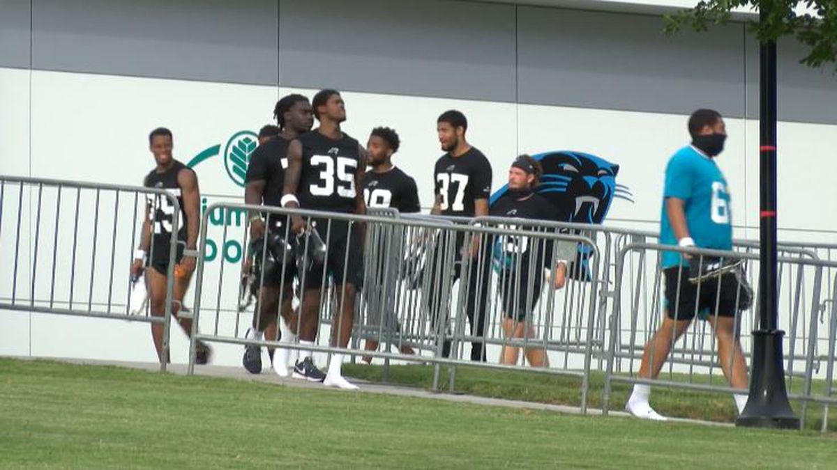How will the Carolina Panthers adjust to no preseason games in 2020?