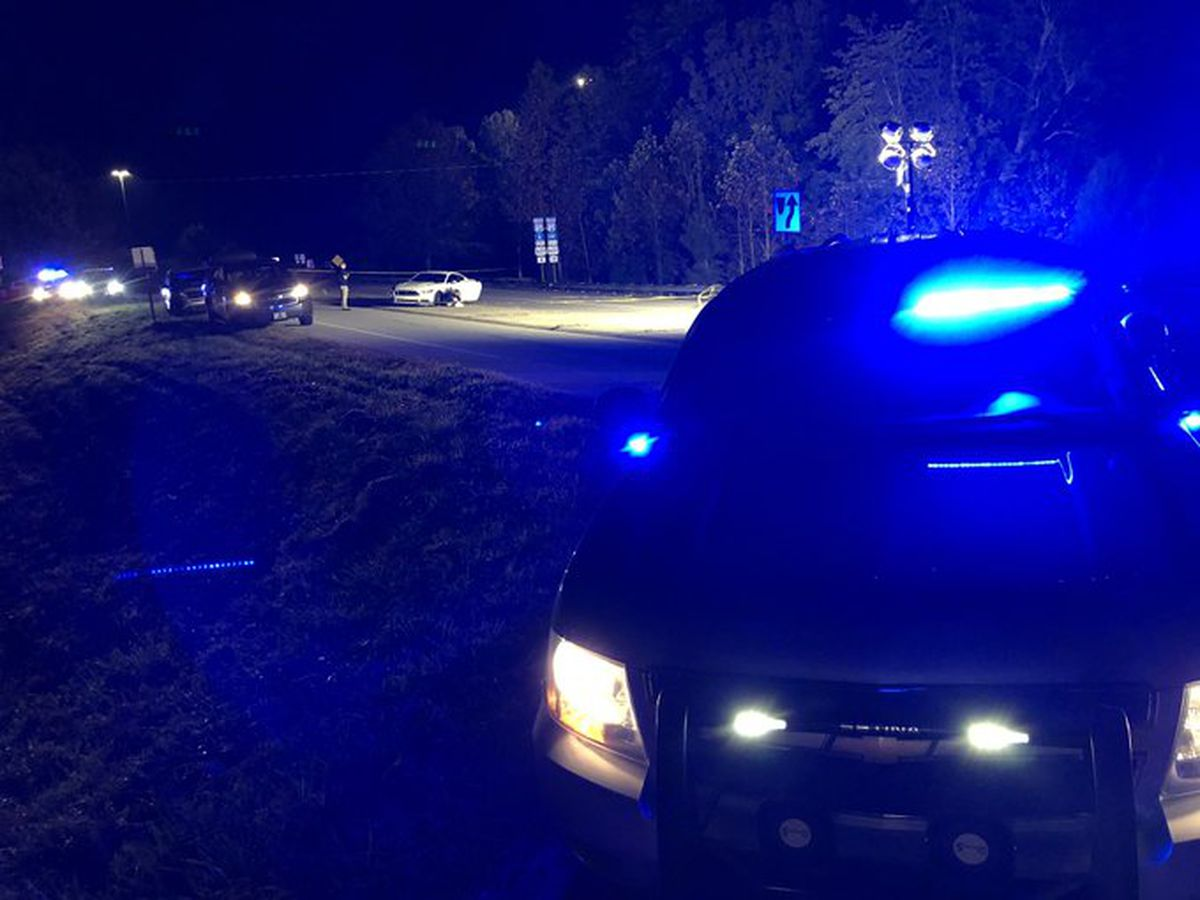 Suspect injured, officers dragged by vehicle in officer-involved shooting in Rowan County