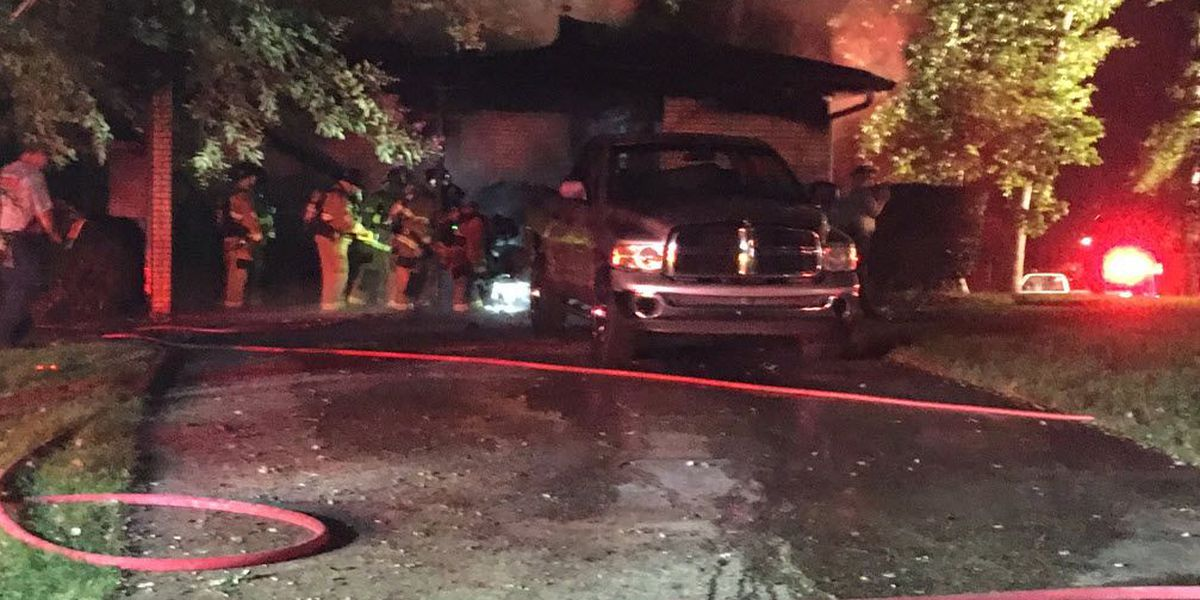 Family of four displaced after north Charlotte home destroyed in fire