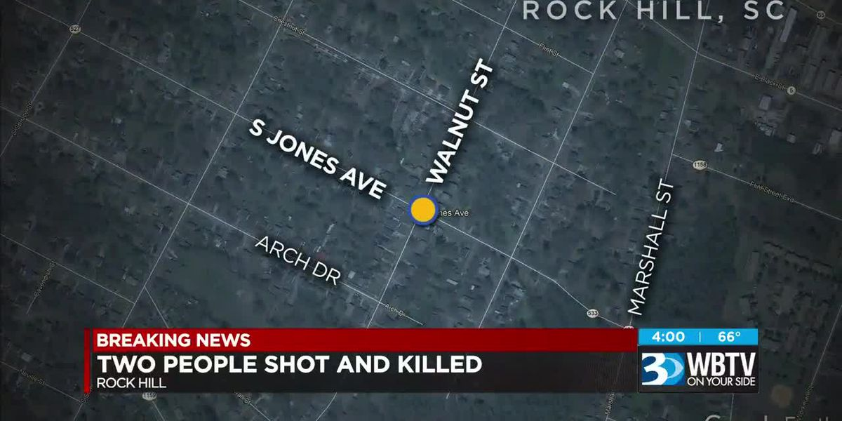 Two people shot and killed in Rock Hill