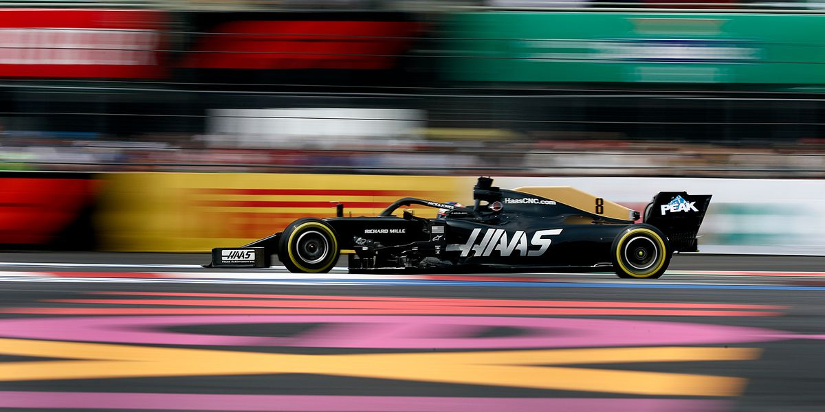 Challening day in Mexico for Kannapolis-based Haas F1 Team