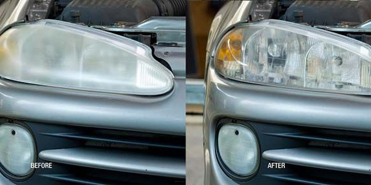 Improve your ride with a headlight restoration in Charlotte