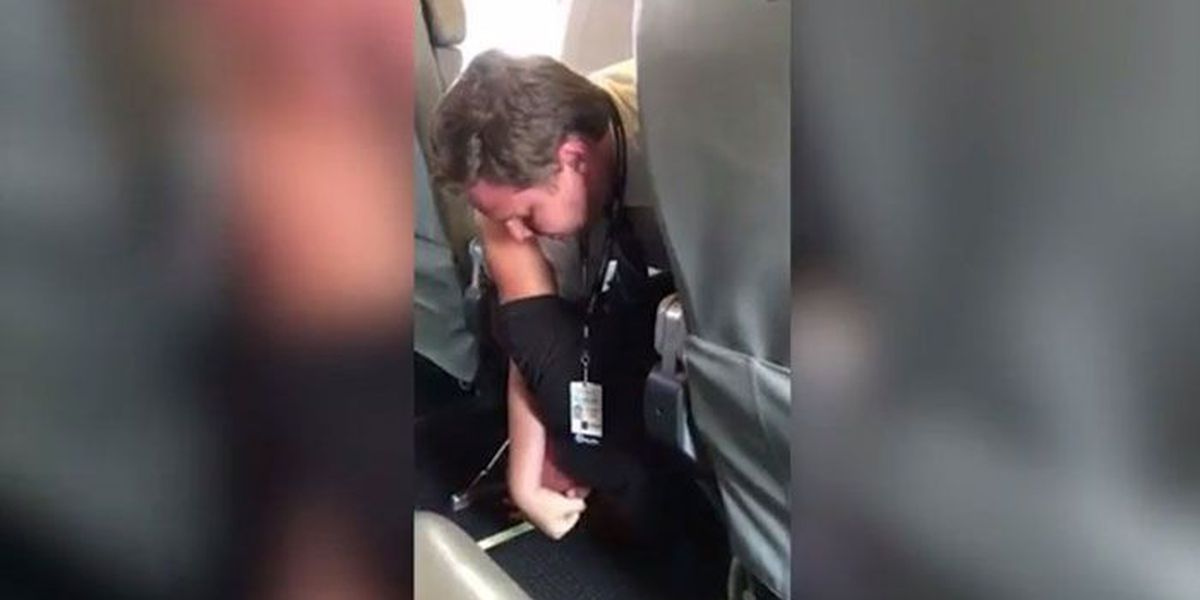 Pilot has choice words for passenger charged with flying drunk, attacking attendant