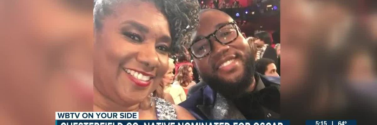 S.C. native takes mom to Oscars after receiving nod for song from the film Harriet