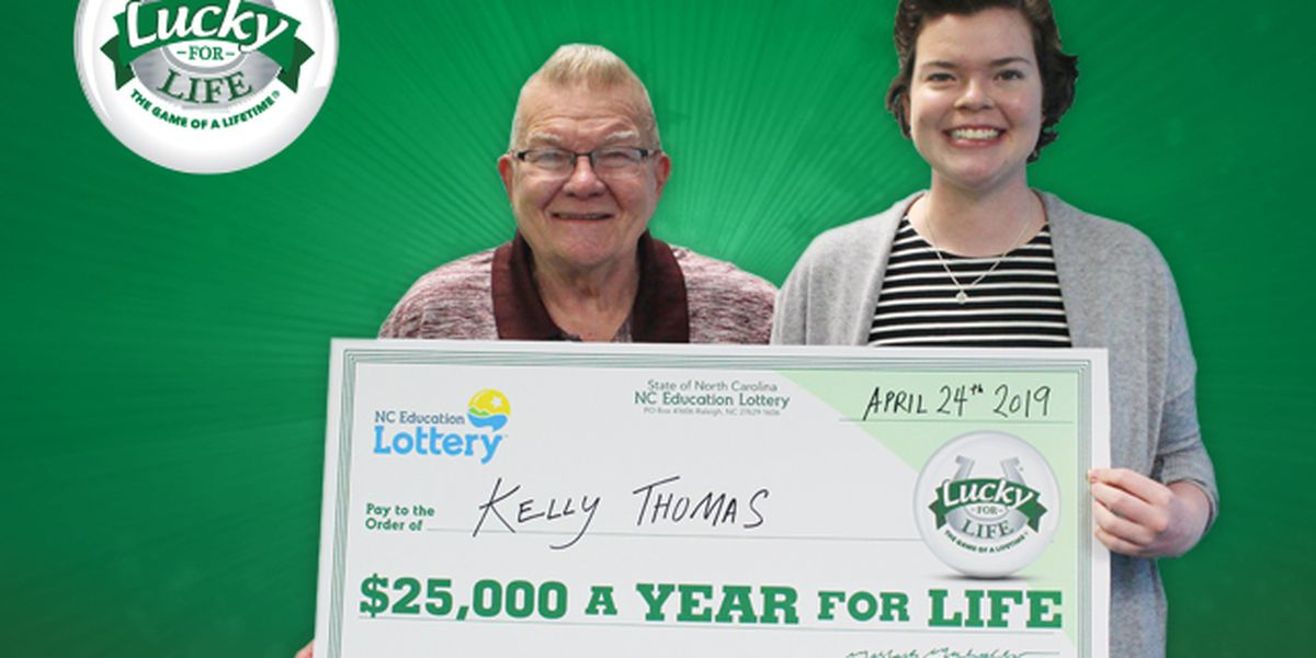 Grandfather gifts lottery win to granddaughter so she can attend UNCW