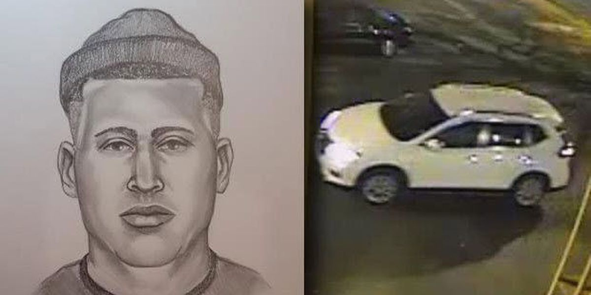 Raleigh police release suspect sketch in slaying of 43-year-old