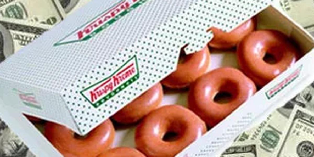 Krispy Kreme is bringing a test kitchen to Charlotte