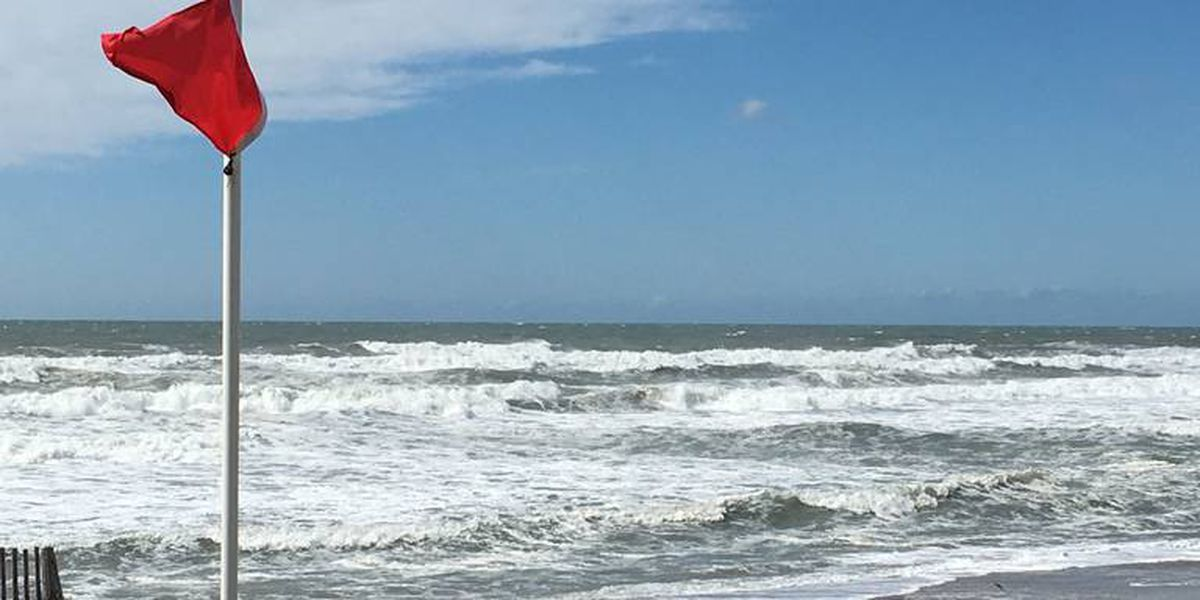 Man dies off Outer Banks park in rough surf churned by Hurricane Dorian's approach