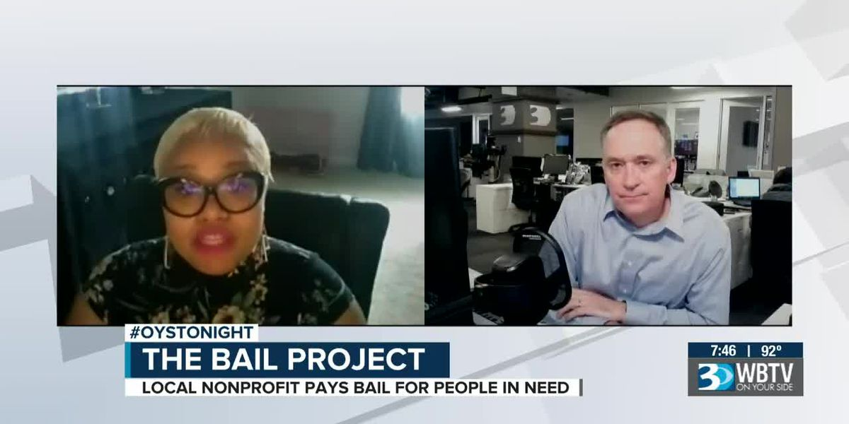Bail Project: Local nonprofit in the spotlight
