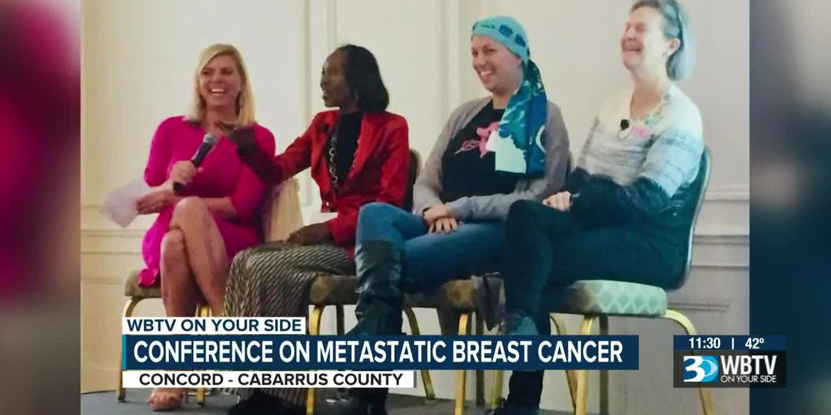 Metastatic breast cancer conference in Concord