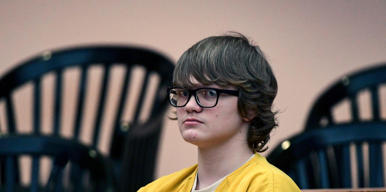 Teen SC school shooter gets life for killing 1st grader