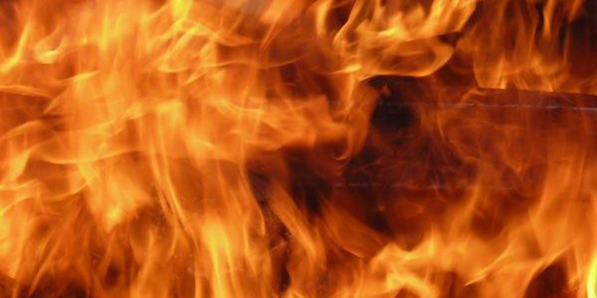 Firefighters: House fire caused by combustibles near electric heater