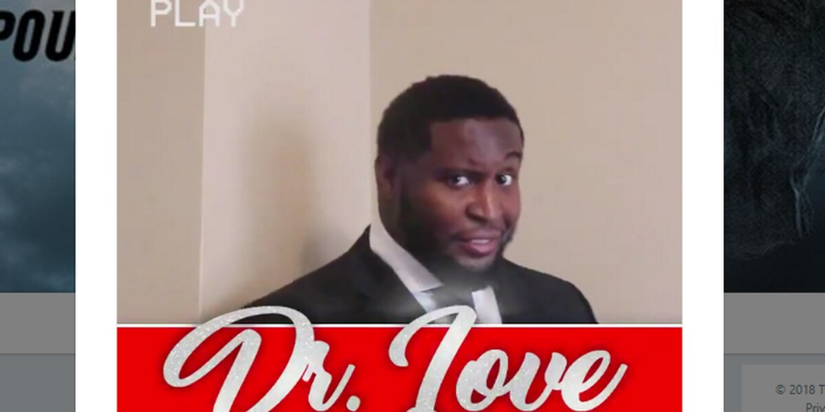 A Carolina Panther offering us romance advice? Yes, Dr. Love is in the house.