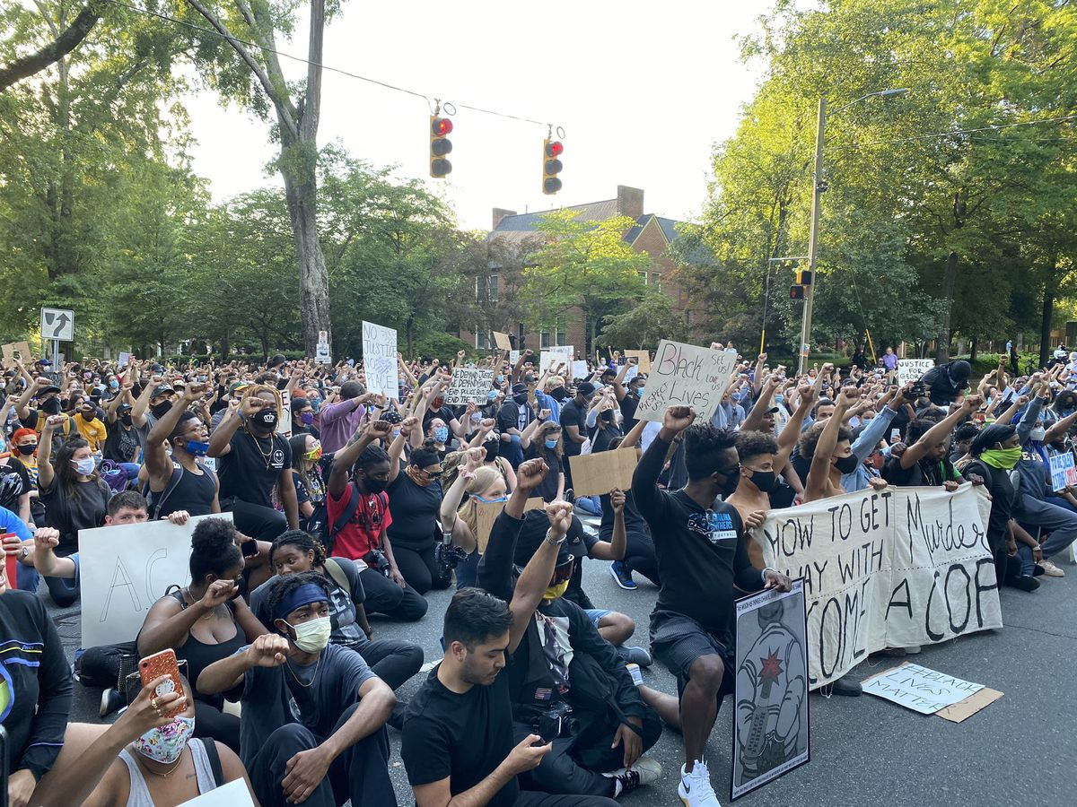 Justice Walk 2020: Charlotte protesters organize peaceful march to bring awareness to racism, injustice